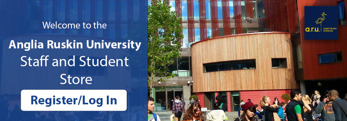 Welcome to the Anglia Ruskin Student Store | Academia